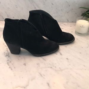 Paul green  black bootie